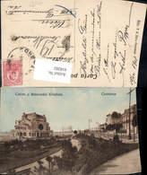 618282,Konstanza Constanta Casino Si Bulevardul Elisabeta Romania - Rumänien