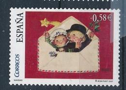 Spanien 2007 Mi. 4267 Gest. Weihnachten Kinder - 1931-Heute: 2. Rep. - ... Juan Carlos I