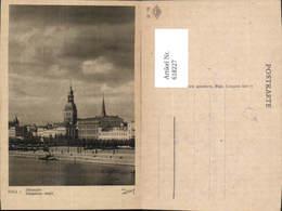 618227,Riga Dünaufer Daugavas Mala Latvia - Lettland