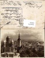 618226,Tallin Ansicht M. Russischer Kirche Estonia - Cartes Postales