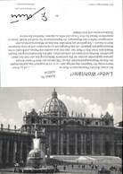 618214,Vatikan Vaticano Rom Roma Peterskirche Dom Springbrunnen - Cartes Postales