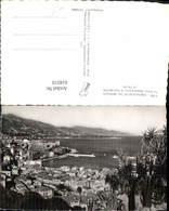 618210,Foto Ak Principaute De Monaco Le Port Monte Carlo Le Cap Martin Et L Italie - Ohne Zuordnung