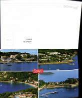 618077,Mehrbild Ak Korfu Corfu Greece - Griechenland