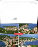 618076,Mehrbild Ak Corfu Korfu Kassiopi Greece - Griechenland