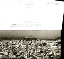 618075,Langformat Panorama Of Athens Athen Greece - Griechenland