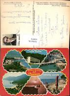 618074,Mehrbild Ak Thassos Hotel Glyfada Limenaria Greece - Griechenland