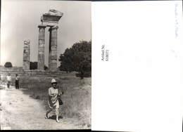 618071,Foto Akropolis 1969 Rhodos Tempel Ruine Greece - Griechenland