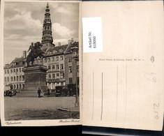 618060,Kopenhagen Kobenhavn Absalons Statue Denmark - Cartes Postales