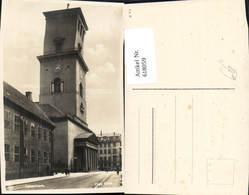 618059,Foto Ak Kopenhagen Kobenhavn Frue Kirke Kirche Denmark - Cartes Postales