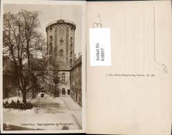 618057,Foto Ak Kopenhagen Kobenhavn Regensgaarden Og Rundetaarn Denmark - Cartes Postales