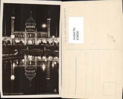 618056,Foto Ak Kopenhagen Kobenhavn Tivoli Konsertsalen B. Nacht Beleuchtet Denmark - Cartes Postales