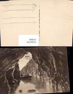 618048,Bornholm Vaade Ovn Ved Ro Boot Grotte Höhle Denmark - Cartes Postales