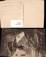 618045,Bornholm Vaade Ovn Ved Ro Boot Höhle Grotte Denmark - Cartes Postales