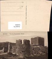 618038,Bornholm Parti Fra Hammershus Ruiner Denmark - Cartes Postales