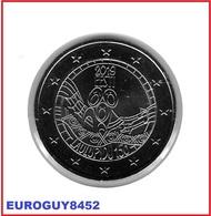 ESTLAND - 2 € COM. 2019 UNC - 150 JAAR ZANGFESTIVAL - Estonia