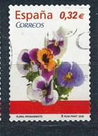 Spanien 2009 Mi. 4450 Gest. Blume Pensamiento - Sonstige