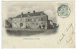 Saint St-MARS-la-JAILLE La Poste - Other Municipalities