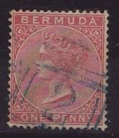 1865. Bermuda - Bermuda
