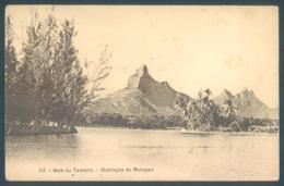 Ile Maurice Mauritius Baie Du Tamarin Montagne Du Rempart - Mauricio