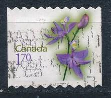 Kanada 1,70 Dollar Gest. Blume Lilie - Sonstige