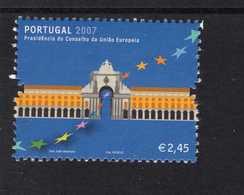 3208 Vorsitz EU ** Postfrisch, MNH, Neuf - 1910-... República