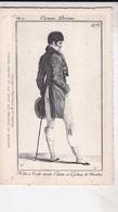 HISTORY DU COSTUME COSTUME PARISIEN   AUTENTICA 100% - Costumi