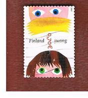 FINLANDIA (FINLAND) -  MI 1828  -  2007  FACES              -       USED ° - Finlandia