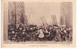 90 -  LE MYSTERE DE JEANNE D'ARC Au Théâtre De La Passion à BELFORT - La Prise Des Tourelles - Théâtre