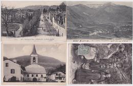 64 Pyrénées-Atlantiques - Lot De 151 Cartes Postales Anciennes Petit Format - France