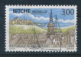 Frankreich 1996 Mi. 3153 Gest. Bitche Mosel - Frankreich