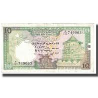 Billet, Sri Lanka, 10 Rupees, 1990, 1990-04-05, KM:92a, TB - Sri Lanka
