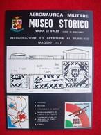 AERONAUTICA MILITARE  MUSEO STORICO  VIGNA DI VALLE - 1946-....: Modern Era