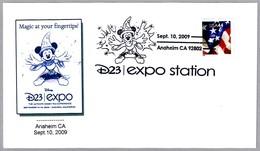 MICKEY MOUSE. Anaheim CA 2009 - Disney