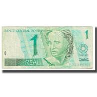 Billet, Brésil, 1 Réal, KM:243Ac, TB - Brasilien