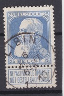 N° 76 LIBIN  Coba + 10.00 - 1905 Grosse Barbe