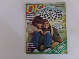 "Revue "" Ok Age Tendre "" N° 150, 1978, Nicoletta, Isabelle Adjani, France Gall ... - People"