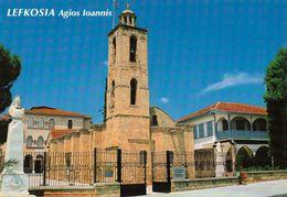 1 AK Türkische Republik Nordzypern Northern Cyprus * Kirche Agios Ioannis In Der Hauptstadt Lefkoşa (Lefkosia) - Zypern