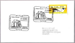 "BERGANTIN-GOLETA ""SHABAB OMAN"" - Barquentine. Kiel 2008 - Barcos"