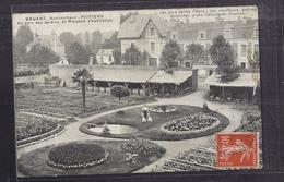 CPA 86 - POITIERS - BRUANT Horticulteur - Un Coin Des Jardins Et Maisons D'habitation - TB PLAN Cultures Et Habitation - Poitiers