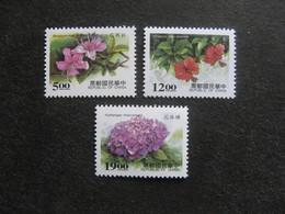 TAIWAN ( FORMOSE) : TB Série N° 2296 Au N° 2298, Neufs XX. - 1945-... République De Chine