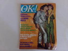 "Revue "" Ok Age Tendre "" N° 147, 1978, Stéphanie De Monaco, Voyage, Barychnikov ... - People"