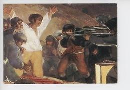"""Goya 1748-1828 """"El Dos De Mayo De 1808 En Madrid"""" Fragmento  - Détail (cp Vierge N°748) - Peintures & Tableaux"""