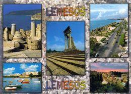 1 AK Zypern / Cyprus * Ansichten Der Stadt Limassol (griechisch Lemesós) * - Zypern