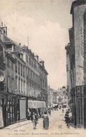 Chaumont (52) - La Rue De Chamarandes - Chaumont