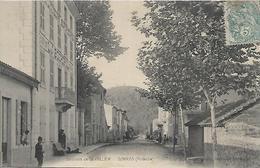 07, Ardèche, SARRAS, Environs De Saint-Vallier, Scan Recto Verso - Autres Communes