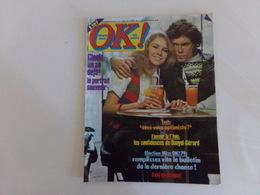 """Revue """" Ok Age Tendre """" N° 165, 1979, Elton John, Queen, Sheila, John Wayne - People"""