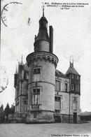 Orvault. La Tour Du Chateau De La Grée. - Orvault
