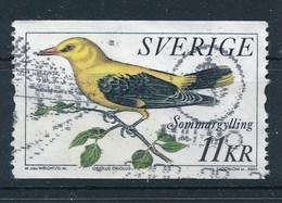 Schweden 2005 Mi. 2468 Gest. Vogel Sommargylling - Schweden