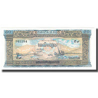 Billet, Cambodge, 50 Riels, KM:7b, SPL - Cambodia