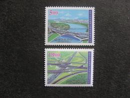 TAIWAN ( FORMOSE) : TB Paire N° 2335 Et N° 2336, Neufs XX. - 1945-... République De Chine